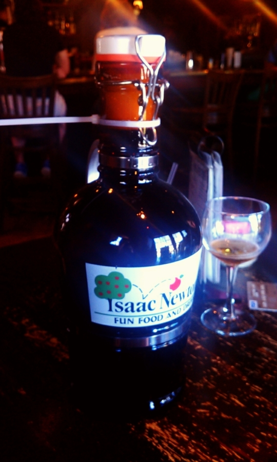 Isaac Newton's Growler - Newtown, PA