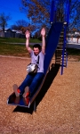 Oxford Valley Elementary - Ryan's first kiss/ playground marriage*  